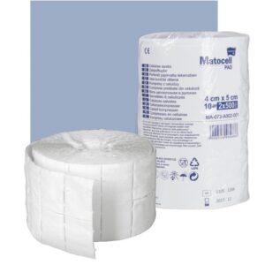 Tampoane celuloza 4X5CM