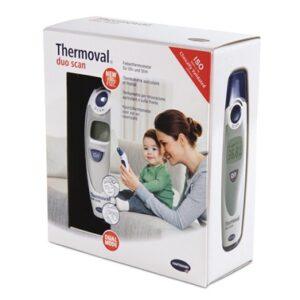 Termometru Thermoval duo scan