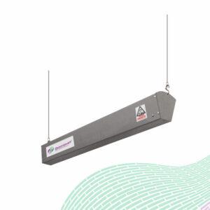 Lampa Bactericida tub teflon LBAi 55W-T - 22 mp