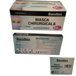 Masca chirurgicla Bandex