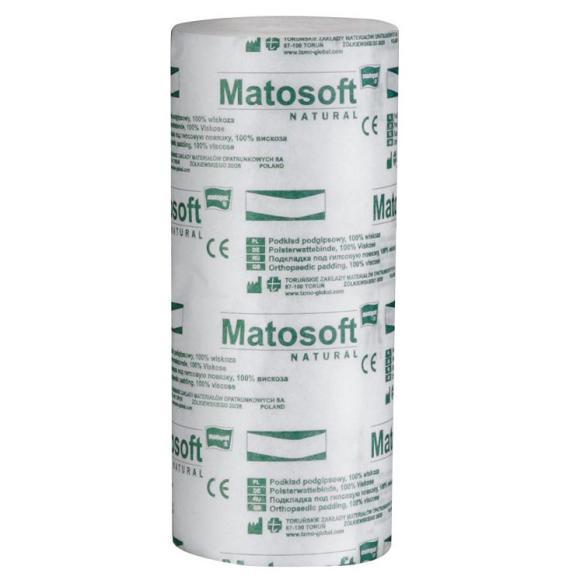 Vata ortopedica Matosoft Sintetic10cm x 3m