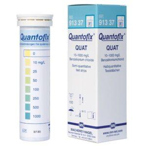 QUANTOFiX® QUAT - monitorizare concentratie dezinfectant Virusolve+ EDS