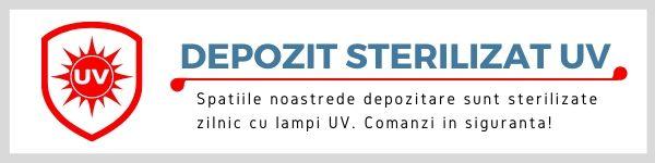 USP sterilizare UV